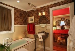 Equestrian Suites bath