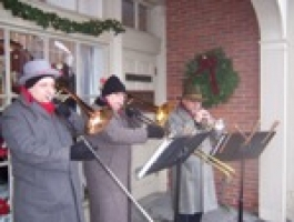 Come stay at the Inn while experiencing Dickens Christmas in Skaneateles