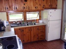 Kitchen includes all dishes and cookware, microwave, coffee pot, toaster oven
