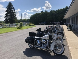Motorcycles, boats, trailers, snowmobiles all Welcome!