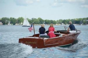 Enjoy a private cruise on the Stephanie