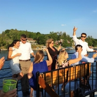 Celebrate a family event aboard the Judge Ben Wiles on Skaneateles Lake